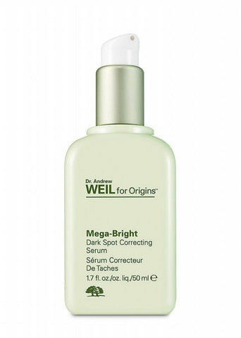 Dr. Andrew Weil for Origins Mega-Bright Dark Spot Correcting Serum by Origins - Luxury Perfumes Inc. -