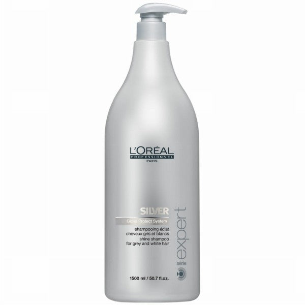 Serie Expert Silver Shine Reviving Shampoo by L'oreal - local boom123 -