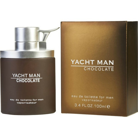Yacht Man Chocolate by Myrurgia - Luxury Perfumes Inc. -