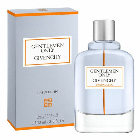 Gentlemen Only Casual Chic by Givenchy
