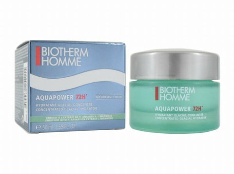 Biotherm Homme Aquapower 72H Concentrated Glacial Hydrator by Biotherm - Luxury Perfumes Inc. -