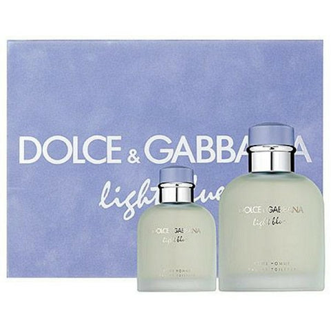 Light Blue Gift Set by Dolce & Gabbana - Luxury Perfumes Inc. -