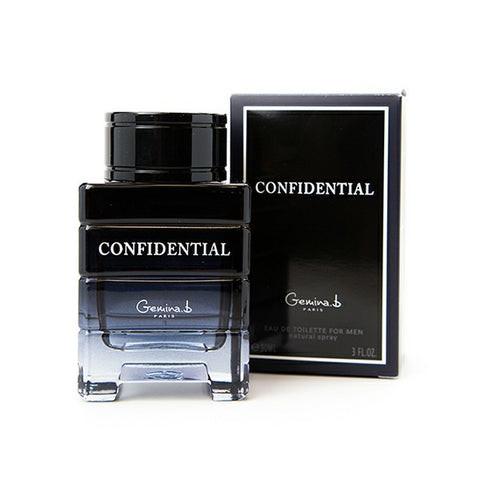 Gemina B Confidential by Gemina B