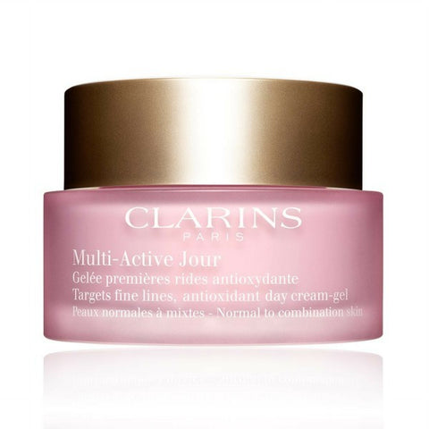 Multi-Active Day Cream Gel by Clarins - Luxury Perfumes Inc. -
