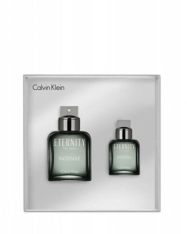 Eternity Intense for Men Gift Set by Calvin Klein - Luxury Perfumes Inc. -