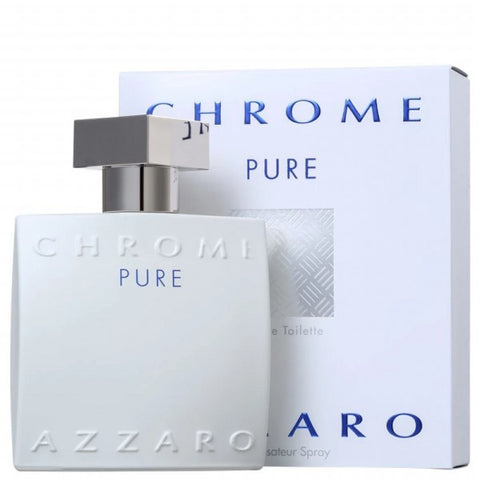 Chrome Pure by Azzaro - Luxury Perfumes Inc. -