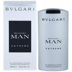 Bvlgari Man Extreme Shower Gel By Bvlgari Luxury Perfumes Inc
