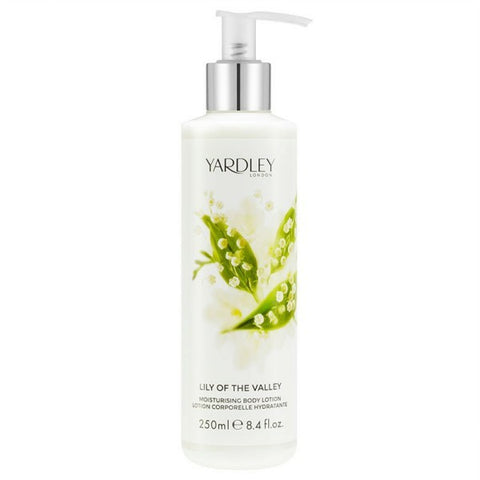 Yardley Lily of the Valley Body Lotion by Yardley