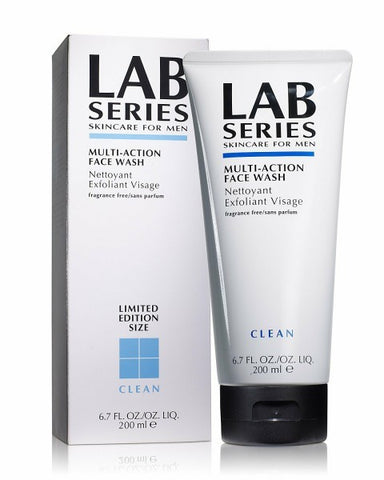 Lab Series Multi-Action Face Wash by Lab Series - Luxury Perfumes Inc. -