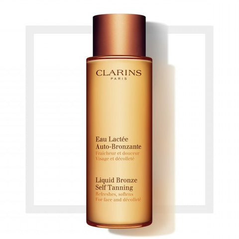 Liquid Bronze Self Tanning by Clarins - Luxury Perfumes Inc. -