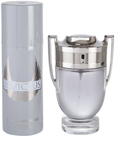 Invictus Gift Set by Paco Rabanne - Luxury Perfumes Inc. -