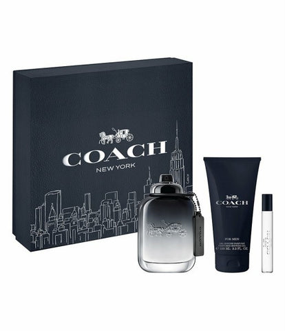 Coach For Men Gift Set by Coach - Luxury Perfumes Inc. -