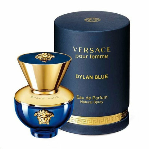 Dylan Blue Pour Femme by Versace - Luxury Perfumes Inc. -