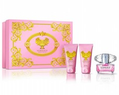 Bright Crystal Gift Set by Versace - Luxury Perfumes Inc. -