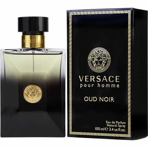 Versace Oud Noir by Versace - Luxury Perfumes Inc. -
