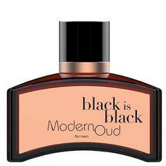 Black is Black Modern Oud by NuParfums - Luxury Perfumes Inc. -