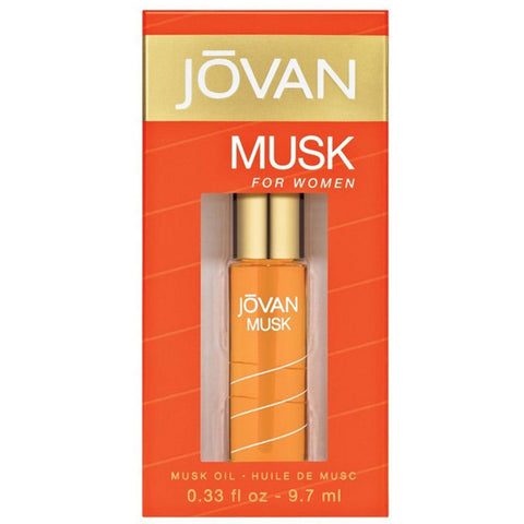 Jovan Musk Oil by Jovan - Luxury Perfumes Inc. -
