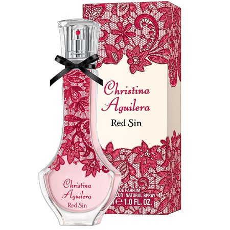 Red Sin by Christina Aguilera - Luxury Perfumes Inc. -