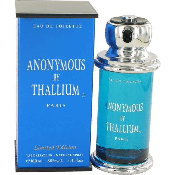 Thallium Anonymous - Luxury Perfumes Inc -