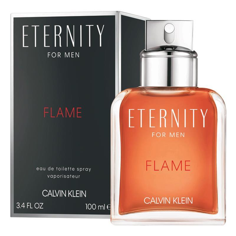 CK Eternity Flame - Eau De Toilette Fragrance For Men