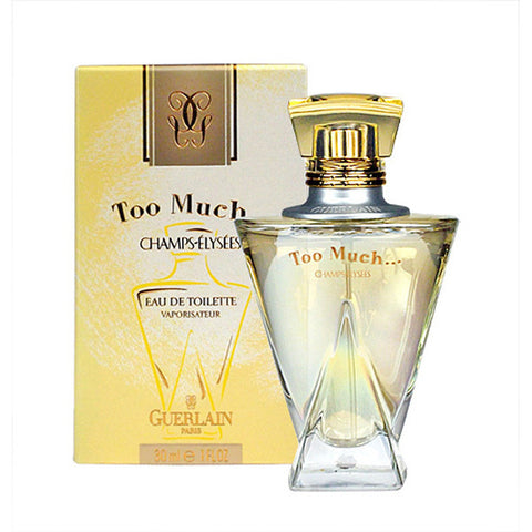 Too Much by Guerlain - Luxury Perfumes Inc. -