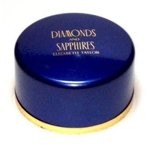 Diamonds Sapphires Body Powder by Elizabeth Taylor - Luxury Perfumes Inc. -