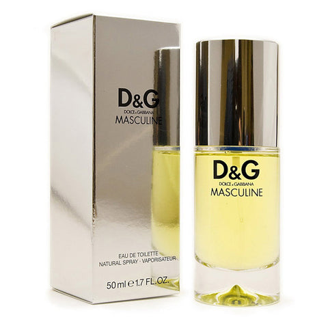 D&G Masculine by Dolce & Gabbana - Luxury Perfumes Inc. -