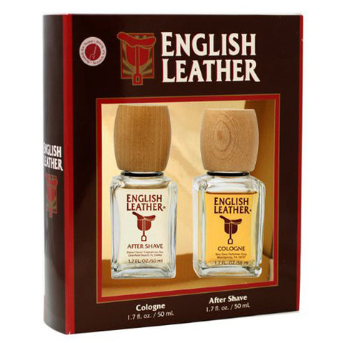 English Leather Gift Set by Dana - Luxury Perfumes Inc. -