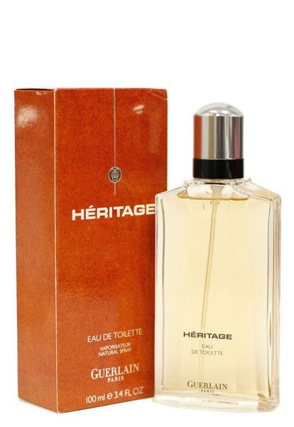 Heritage by Guerlain - Luxury Perfumes Inc. -