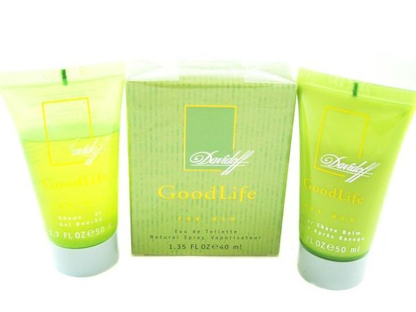 Good Life Gift Set by Davidoff