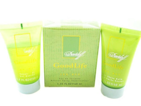 Good Life Gift Set by Davidoff - Luxury Perfumes Inc. -
