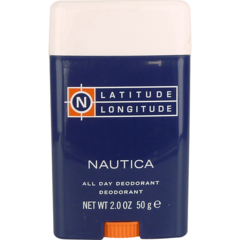 Latitude Longitude Deodorant by Nautica - Luxury Perfumes Inc. -
