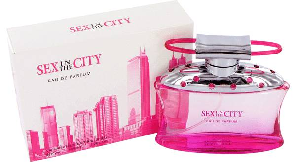Sex In The City Love Perfume by Unknown