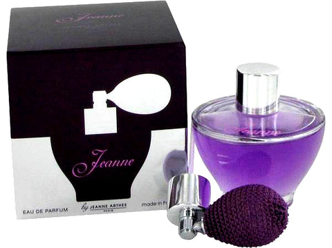 Jeanne by Jeanne Arthes - Luxury Perfumes Inc. -