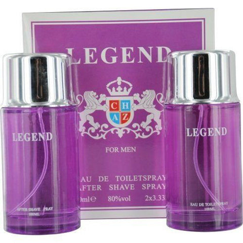 Chaz Legend Gift Set by Revlon - Luxury Perfumes Inc. -