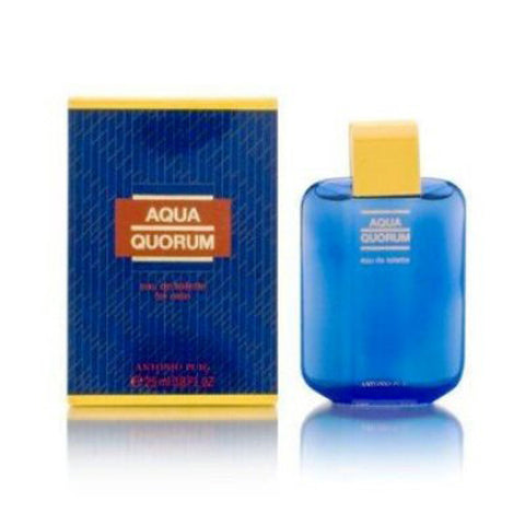 Aqua Quorum by Antonio Puig - Luxury Perfumes Inc. -