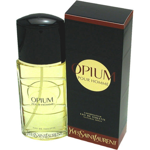 Opium by Yves Saint Laurent - Luxury Perfumes Inc. -