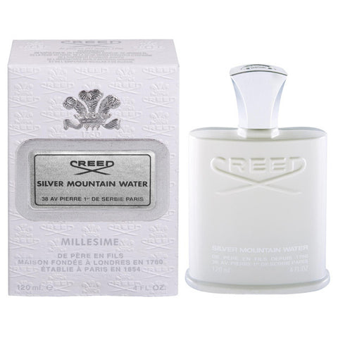 Silver Mountain Water by Creed - Luxury Perfumes Inc. -