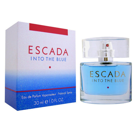 Into The Blue by Escada - Luxury Perfumes Inc. -
