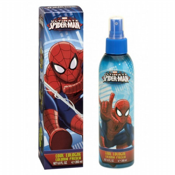 Ultimate Spiderman by Marvel - Luxury Perfumes Inc. -