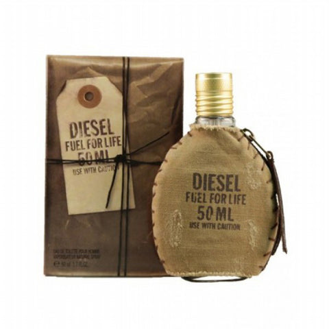Fuel for Life by Diesel - Luxury Perfumes Inc. -