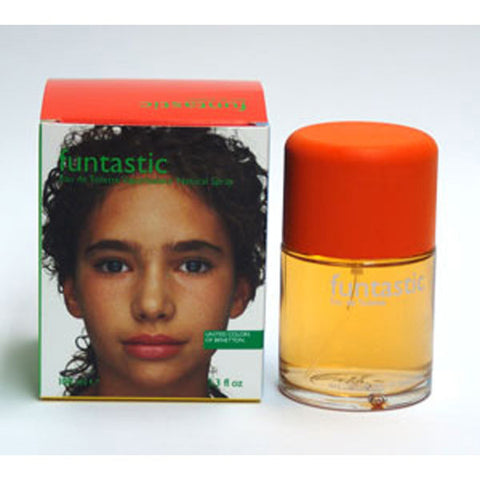Funtastic Girl by Benetton - Luxury Perfumes Inc. -