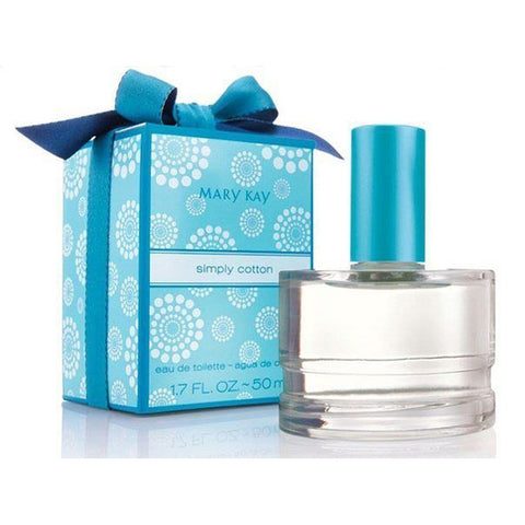 Simply Cotton by Mary Kay - Luxury Perfumes Inc. -