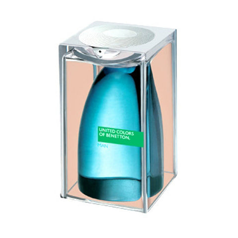United Colors of Benetton Man by Benetton - Luxury Perfumes Inc. -