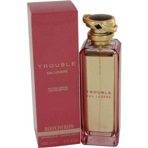 Trouble eau Legere by Boucheron - Luxury Perfumes Inc. -