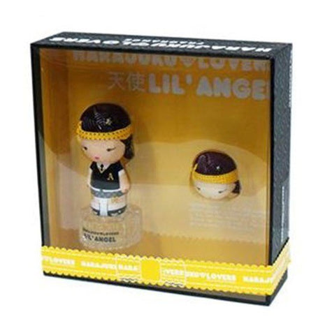 Harajuku Lovers Lil Angel Gift Set by Gwen Stefani - Luxury Perfumes Inc. -