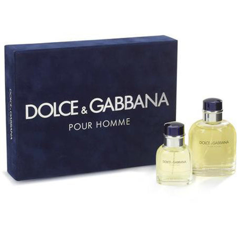 Dolce Gabbana Pour Homme Gift Set by Dolce & Gabbana - Luxury Perfumes Inc. -
