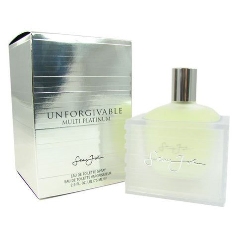 Unforgivable Multi Platinum by Sean John - Luxury Perfumes Inc. -