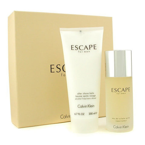 Escape Gift Set by Calvin Klein - Luxury Perfumes Inc. -