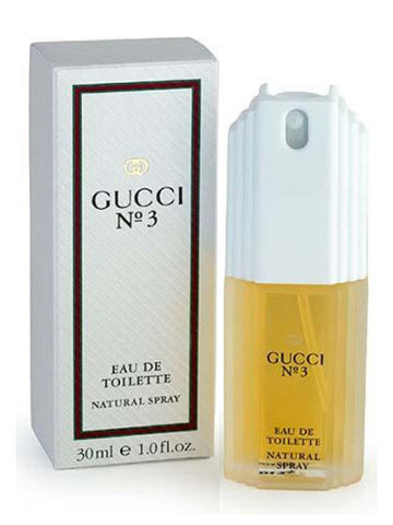 Gucci No 3 by Gucci - Luxury Perfumes Inc. -